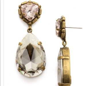 Sorrelli Yucca Statement Earrings in Sandstone